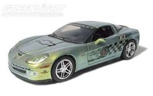 Chevrolet Corvette (2008) Z06 - Official Pace Car Image