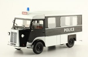 Citroën Type HY Police Image