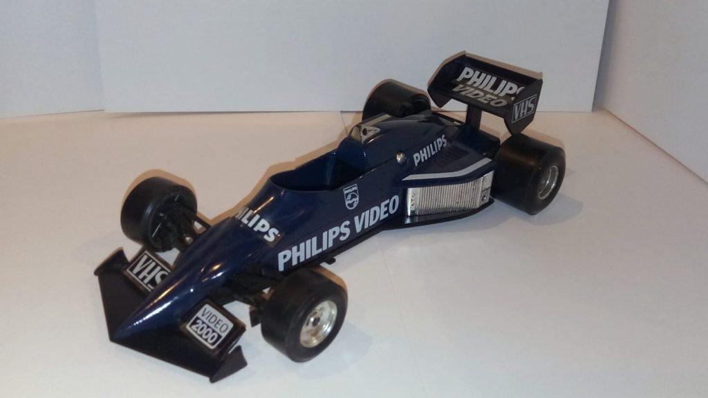 Brabham BT 52 Philips Video Image