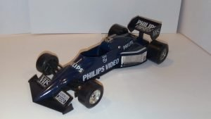 Brabham BT 52 Philips Video Image