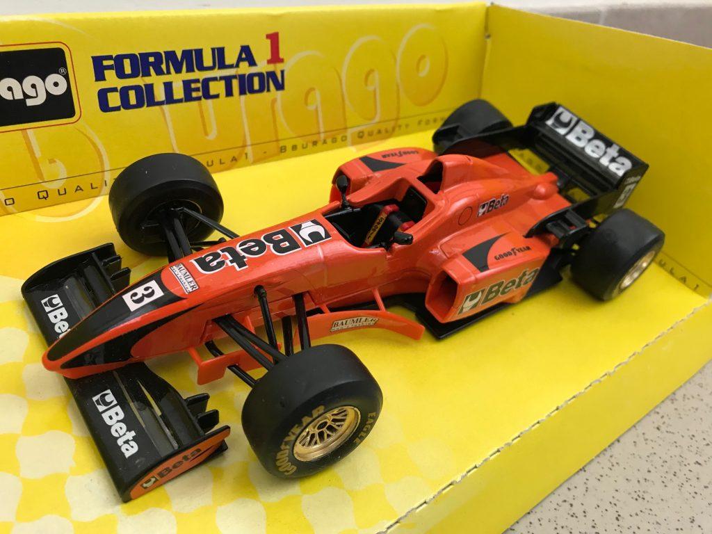 F1 Racing Team Beta F1 #3 Beta Utensili Image