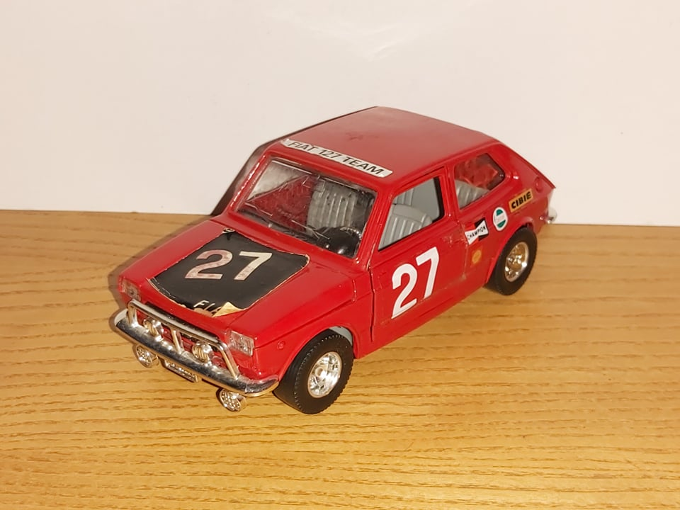Fiat 127 Rally #27 Image