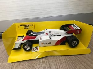 McLaren MP4/4 Turbo #11 Shell - Prost Image
