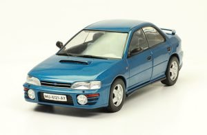 Subaru Impresa WRX Image