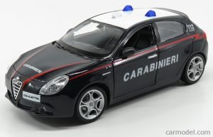 Alfa Romeo Giulietta Carabinieri Image