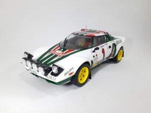 Lancia Stratos HF Image