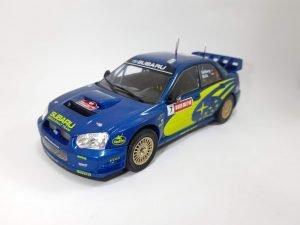 Subaru Impreza S9 WRC Image