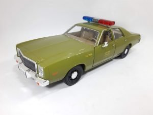 Plymouth Fury - A-Team - U.S. Army Military Police Image