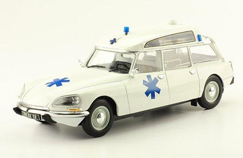 Citroën DS20 Break Ambulance Image