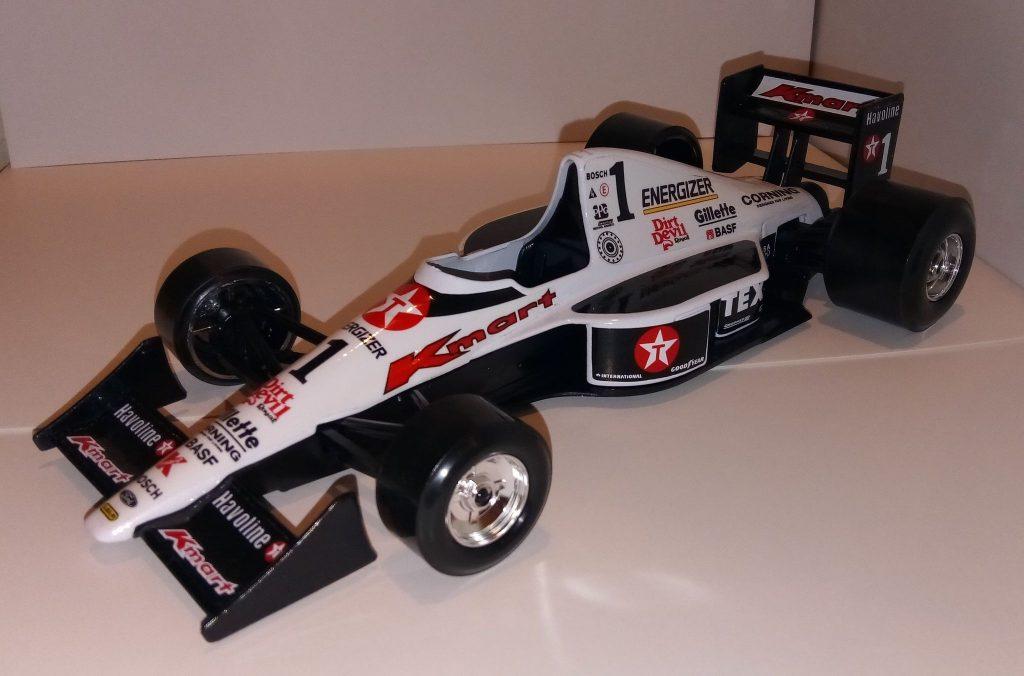 F1 Grand Prix #1 Texaco Image