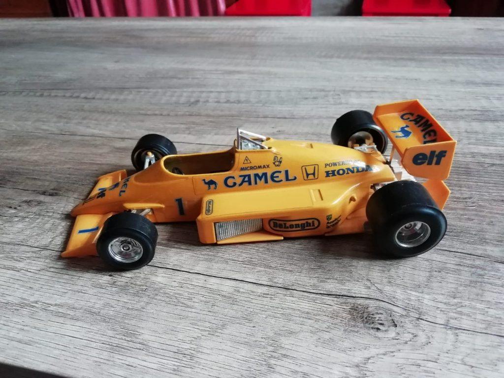 Lotus 97T #1 Camel Image