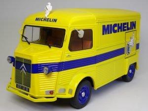 Citroen Type H - Michelin Image
