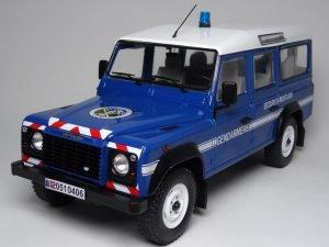 Land Rover Defender 110 - Gendarmerie Image