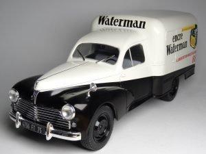 Peugeot 203 fourgon - Waterman Image