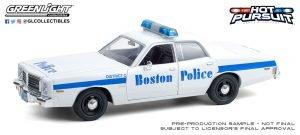 Dodge Coronet - Boston Police Department Image