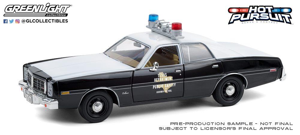 1 24 Greenlight News Modelcar Diecast