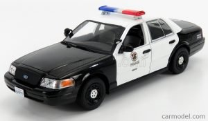 Ford Crown Victoria - The Rookie - Police Image
