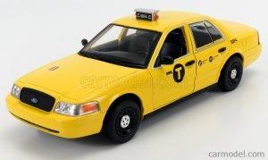 Ford Crown Victoria - John Wick II - NYC Taxi Image