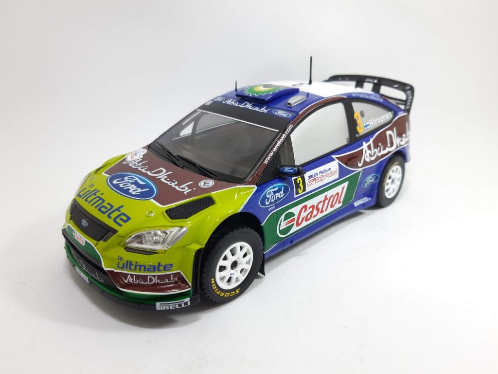 Ford Focus RS WRC Image