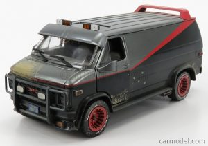 GMC Vandura - A-Team - Weathered version Image