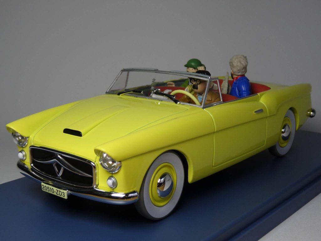 Le Cabriolet Bordure Image