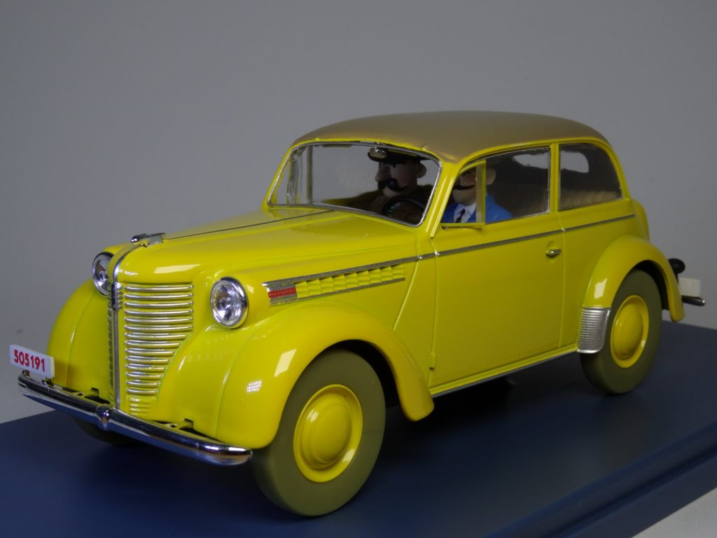 Opel Olympia Image