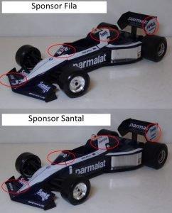 Brabham BT 52 Turbo Parmalat Image