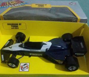 Brabham BT 52 Turbo #7 Pirelli Image
