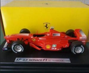 Ferrari F300 #3 - Schumacher G.P. Monaco 1999 Image