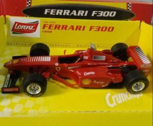 Ferrari F300 #3 Lorenz Crunchips Image