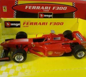 Ferrari F300 #3 Martini Image