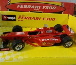 Ferrari F300 #3 Oertzen Image