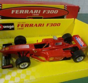 Ferrari F300 #3 Vileda Image