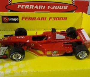 Ferrari F300B #1 AEG Image