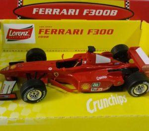 Ferrari F300B #1 Lorenz Crunchips Image