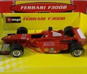 Ferrari F300B #1 Sabo Image
