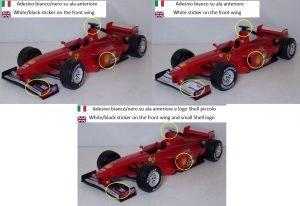 Ferrari F300B #3 - Schumacher Image