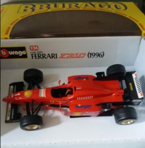 Ferrari F310 #1 Sieger Image