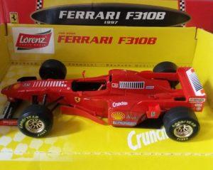 Ferrari F310B #5 Lorenz Crunchips Image