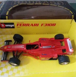 Ferrari F310B #5 Sieger Image
