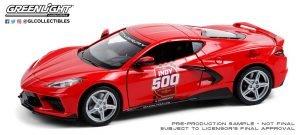 Chevrolet Corvette (2020) C8 - Official Pace Car Image