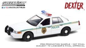 Ford Crown Victoria Police Interceptor - Dexter - Miami Metro Police Department Image