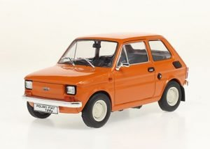 Polski Fiat 126P Maluch Image
