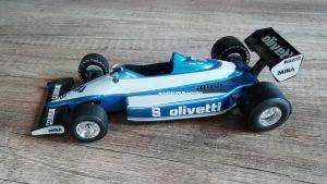 F1 Brabham BT 54 Turbo - BMW - Piquet Image