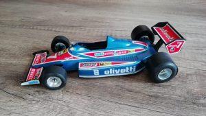 F1 Fantasy Olivetti #8 Image