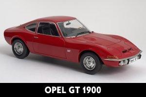 Opel GT 1900 Image