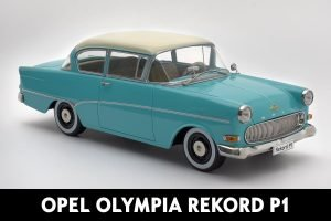 Opel Olympia Rekord P1 Image