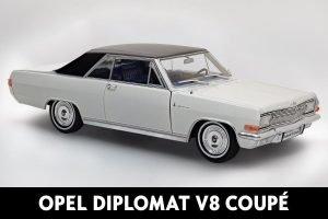 Opel Diplomat V8 coupè Image