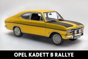 Opel Kadett B Rallye Image