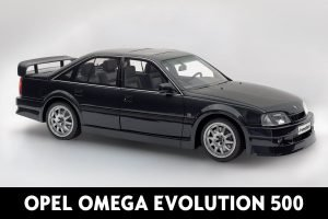 Opel Omega Evolution 500 Image